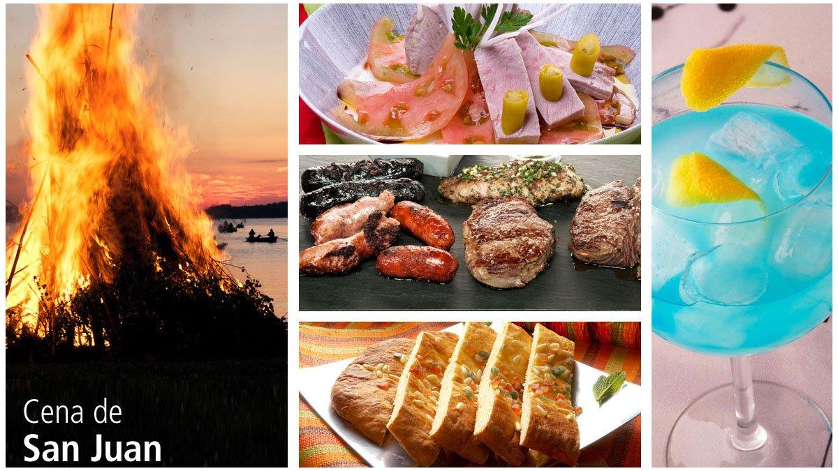 🔥 celebra la noche de san juan con un menú especial ➤ #cocina ...