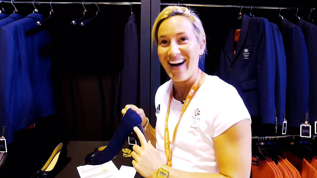 | To celebrate #OlympicDay we&#39;re remembering a day spent with @TeamGB #Rugby7s at last year&#39;s kitting out   http:// bit.ly/2sJTGRp  &nbsp;  <br>http://pic.twitter.com/W9g4NEGUGR