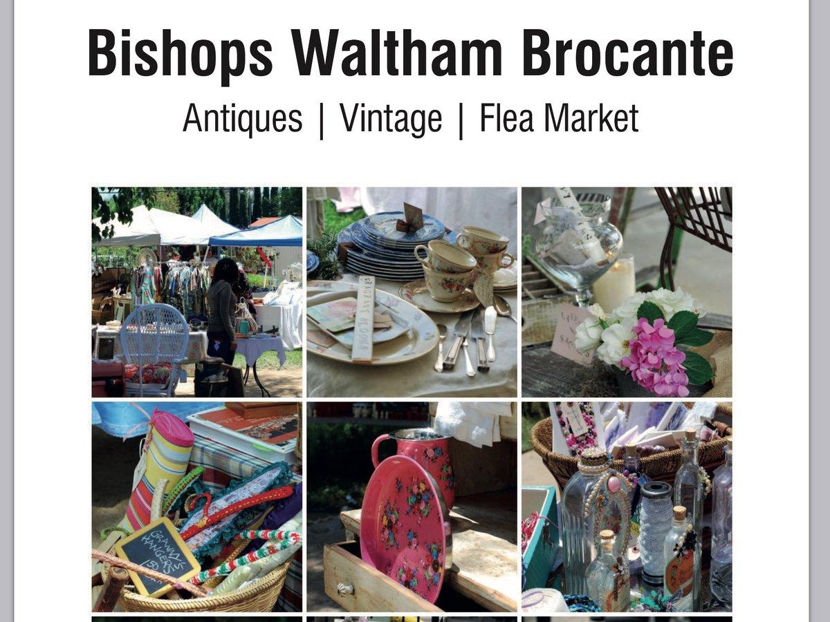 #BishopsWaltham #Brocante #fleamarket       SUNDAY 9th JULY<br>http://pic.twitter.com/SczC8QUAQX