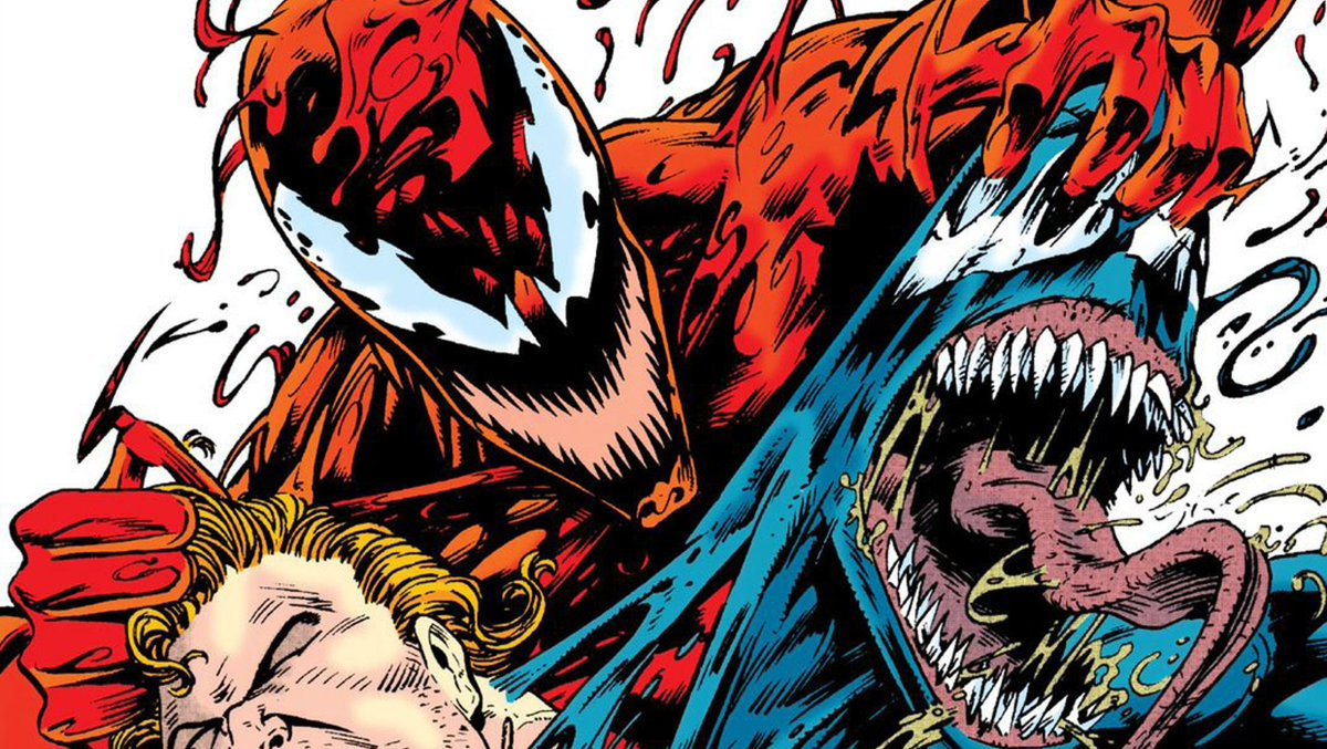 Cletus Kasady is joining the MCU-adjacent story. Bloody hell. #Venom https://t.co/gEJJmSbf6Q