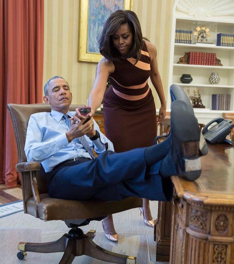 When being POTUS was cool. #MissingObama #PresidentObama #MichelleObama <br>http://pic.twitter.com/ChX5bdyxnE