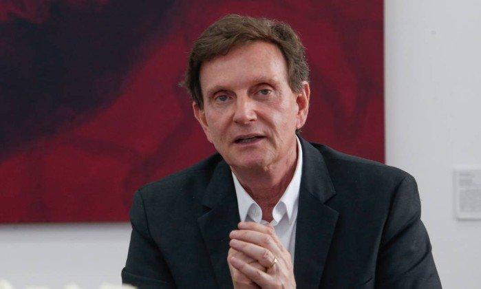 Crivella fala em aumento do IPTU desde o primeiro dia de governo. https://t.co/nK4Rx2ebC0