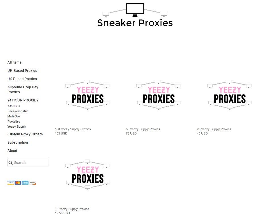 dc34186d1fe48 Sneaker Proxies on Twitter