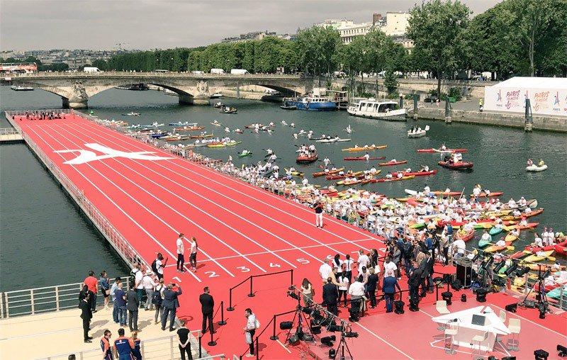 test Twitter Media - 2024 Games Bids Mark #OlympicDay With Widespread Celebrations #Paris2024 #LA2024 https://t.co/6QlClXpNEC https://t.co/wxgjBSDAdN