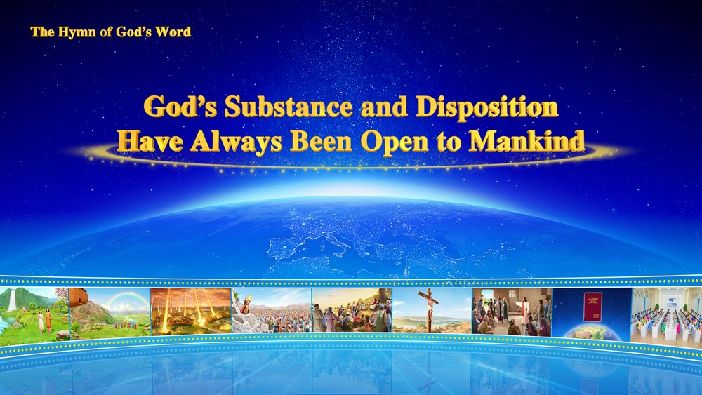 The Hymn of God&#39;s Word &quot;God&#39;s Substance and Disposition Have Always Been Open to Mankind&quot;  https://www. holyspiritspeaks.org/god-substance- and-disposition/ &nbsp; …  #Love #Hope #Faith #Song <br>http://pic.twitter.com/XOMPyAo5vz