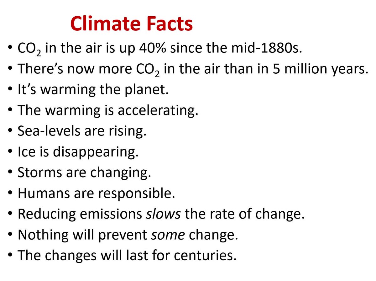 Some #climate facts. <br>http://pic.twitter.com/h1KHkZ5b4G