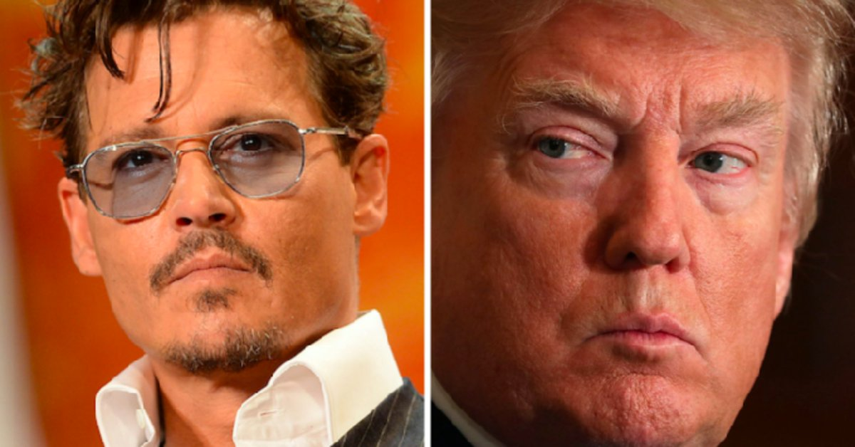 White House strongly condemns Johnny Depp's assassination remarks huffp.st/FHMtFVM