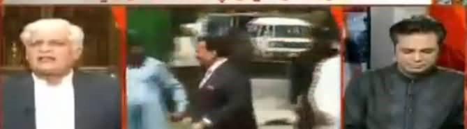 Naya Pakistan with Talat Hussain – 23rd June 2017 - JIT, Quetta Blasts thumbnail