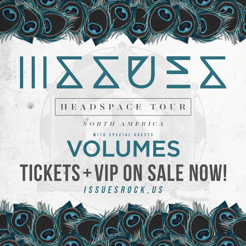 Issues Headspace Tour Vip