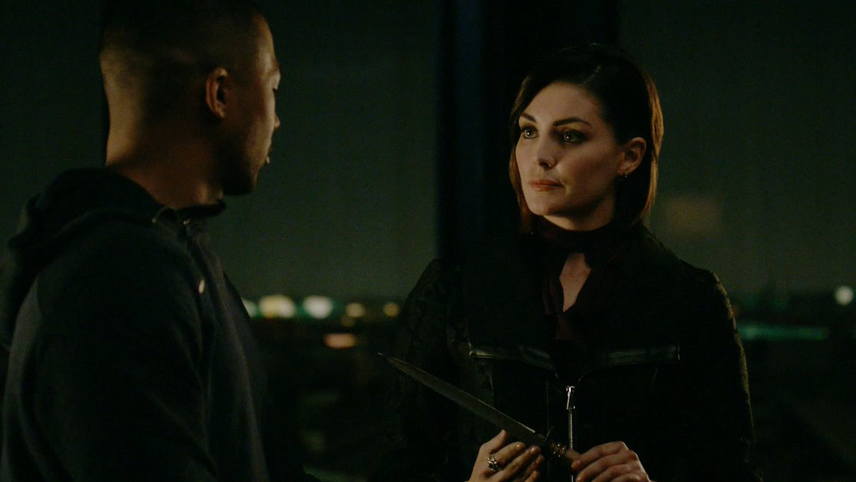 Enemies become allies to stop the Hollow on the season finale of #TheO...