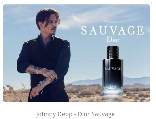 It may be a good idea to let his sponsors know how we feel about Johnny Depp threatening the president #Disney #PiratesOfTheCaribbean #dior<br>http://pic.twitter.com/Yc1m437S17