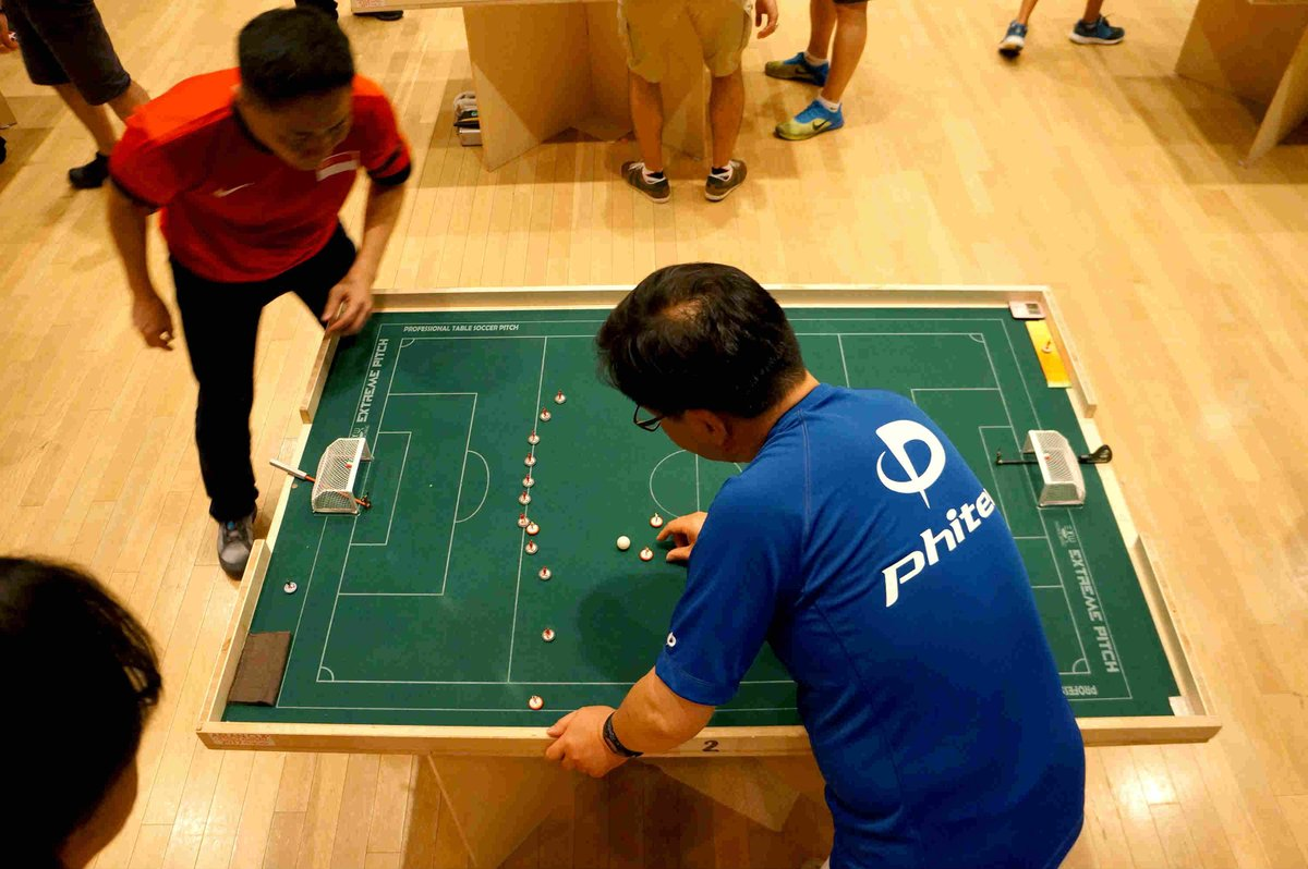 Hope flickers for table football's growth in Japan, and across Asia https://t.co/yiIQMzIwH6