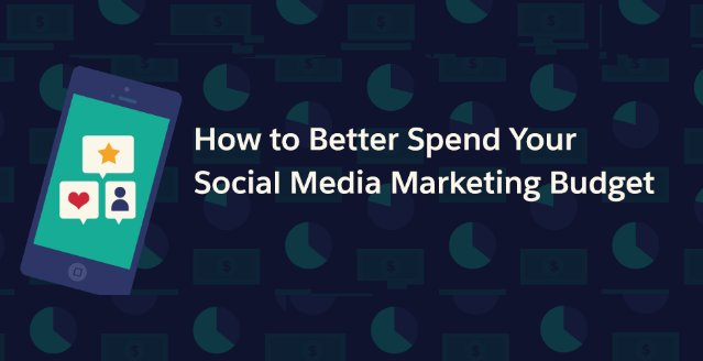 How to Better Spend Your Social Media Marketing Budget [Infographic] h...