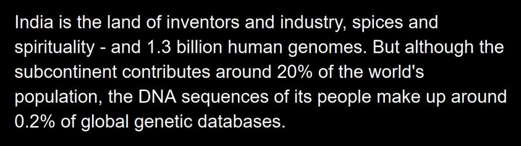 Ahead of #PETgenomic with @GenomicsEngland - https://t.co/wPS6b62oPq - @harpistkat/@BBCNews on #genomics & #India at https://t.co/J2sKHsTD78 https://t.co/TrpEFWRBpY