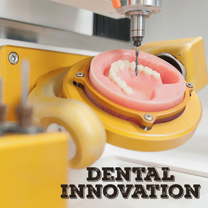 Dental practitioners can create more highly-refined models of teeth for...
