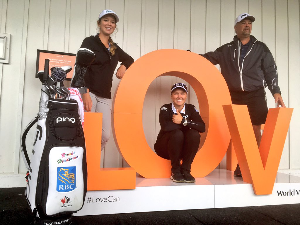 Excited to support @worldvisioncan in their First Annual Golf Tourname...