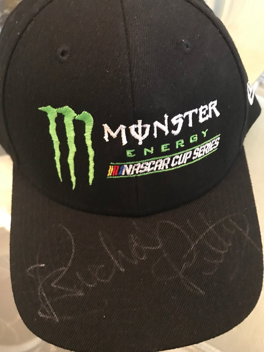 RT for a chance to win a #NASCAR @MonsterEnergy  hat signed by Richard Petty. We&#39;ll pick a winner at the start of the @RaceSonoma  #TSM350<br>http://pic.twitter.com/EF8Hkpzs5N