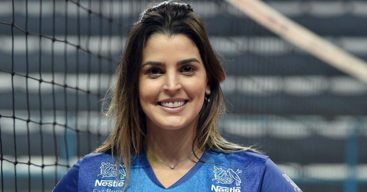 De volta às origens, Mari Paraíba traça título da Superliga como máximo objetivo https://t.co/CzBdUHXniD #vôlei