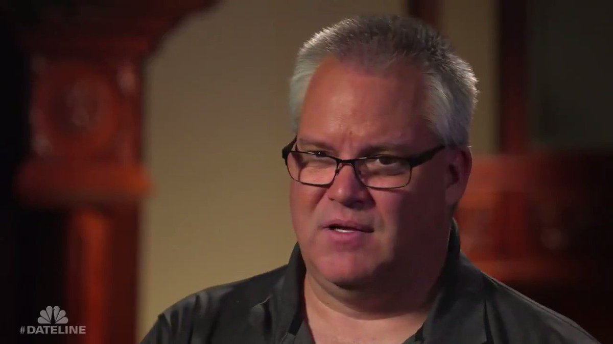 More from juror Brian Christiansen on reaching the verdict #Dateline h...