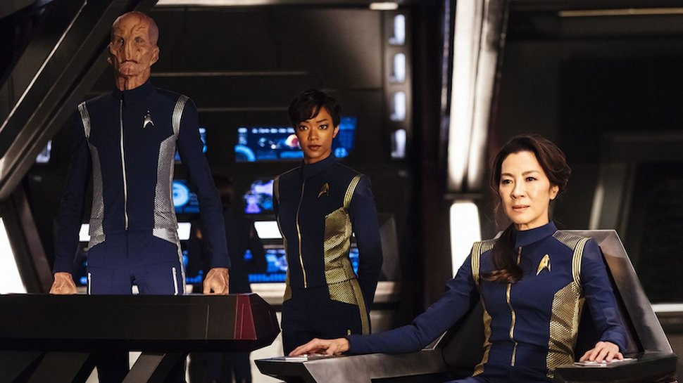#StarTrekDiscovery will change a key Gene Roddenberry mandate: https:/...