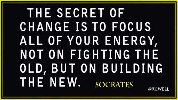 Focus all your energy on the new .. #Believe #Mimdfulness #Determination via @911well https://t.co/GpVIoJWtRp