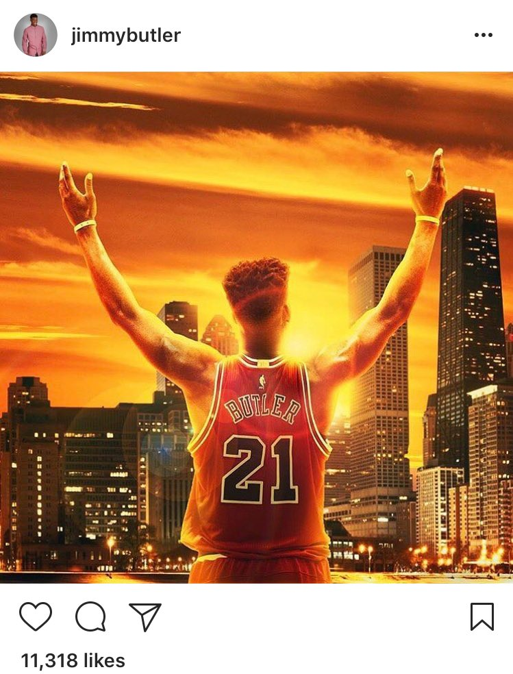 Jimmy Butler says goodbye to Chicago https://t.co/S16orelHkS