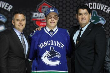 Draft Day! Can't wait to see who the newest #Canucks will be.. who you...