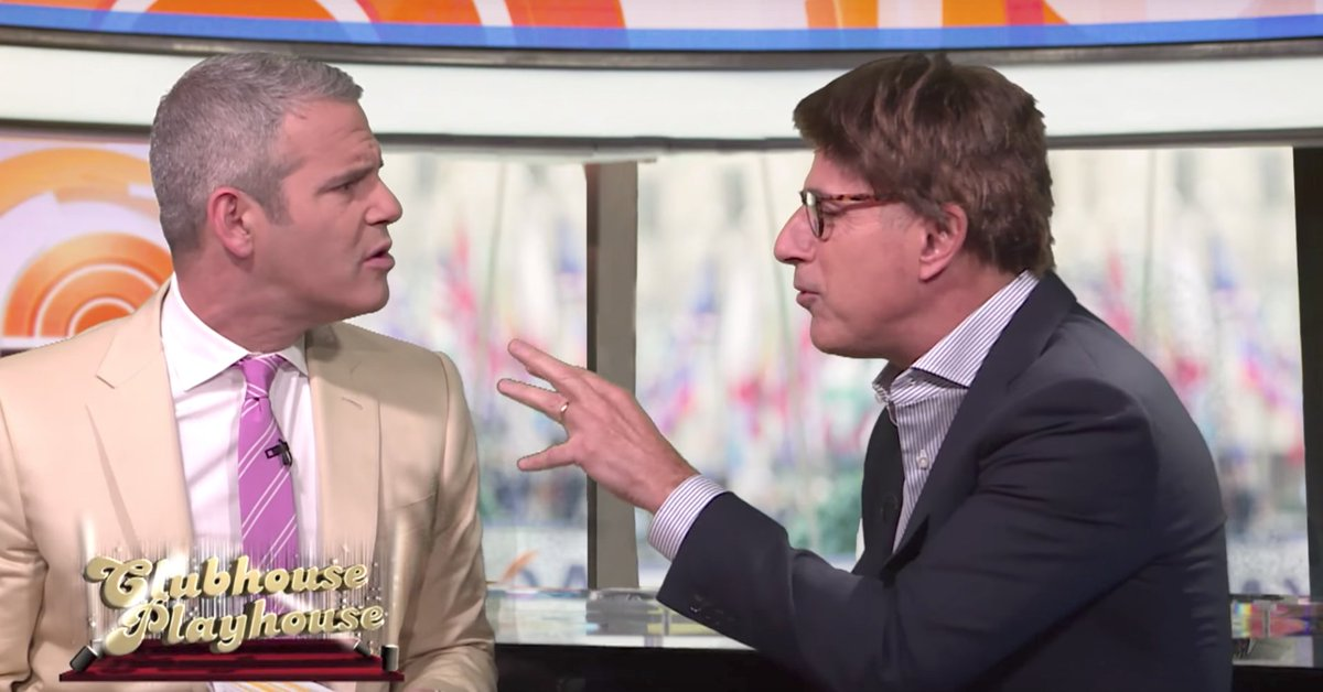 Matt Lauer trolls Tom Cruise by reenacting infamous 'glib' interview huffp.st/HVGmDl1