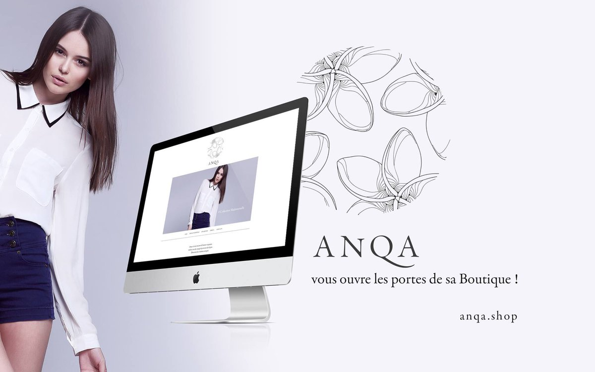Anqa is online!! #brand #shop #madeinFrance #fashion #capsulecollection #home #accessories #luxury  #decoration #mode <br>http://pic.twitter.com/5jLTm0OlYW