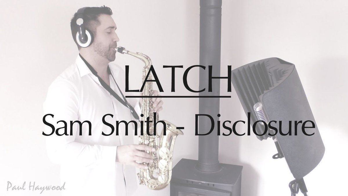 Have a listen! #Funky #Friday #FridayFeeling New #EDM #SAX!!! Latch by #Disclosure &amp; #SamSmith Subscribe 4 more! :D  http:// buff.ly/2sYnjjW  &nbsp;  <br>http://pic.twitter.com/ckpGWYQOcS