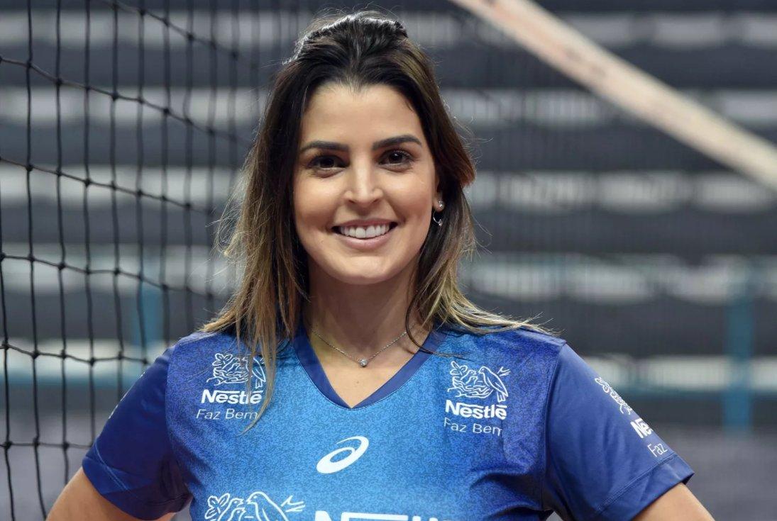 De volta às origens, Mari Paraíba traça título da Superliga como máximo objetivo: https://t.co/tOliCUgzHH #SuperligaNoSporTV