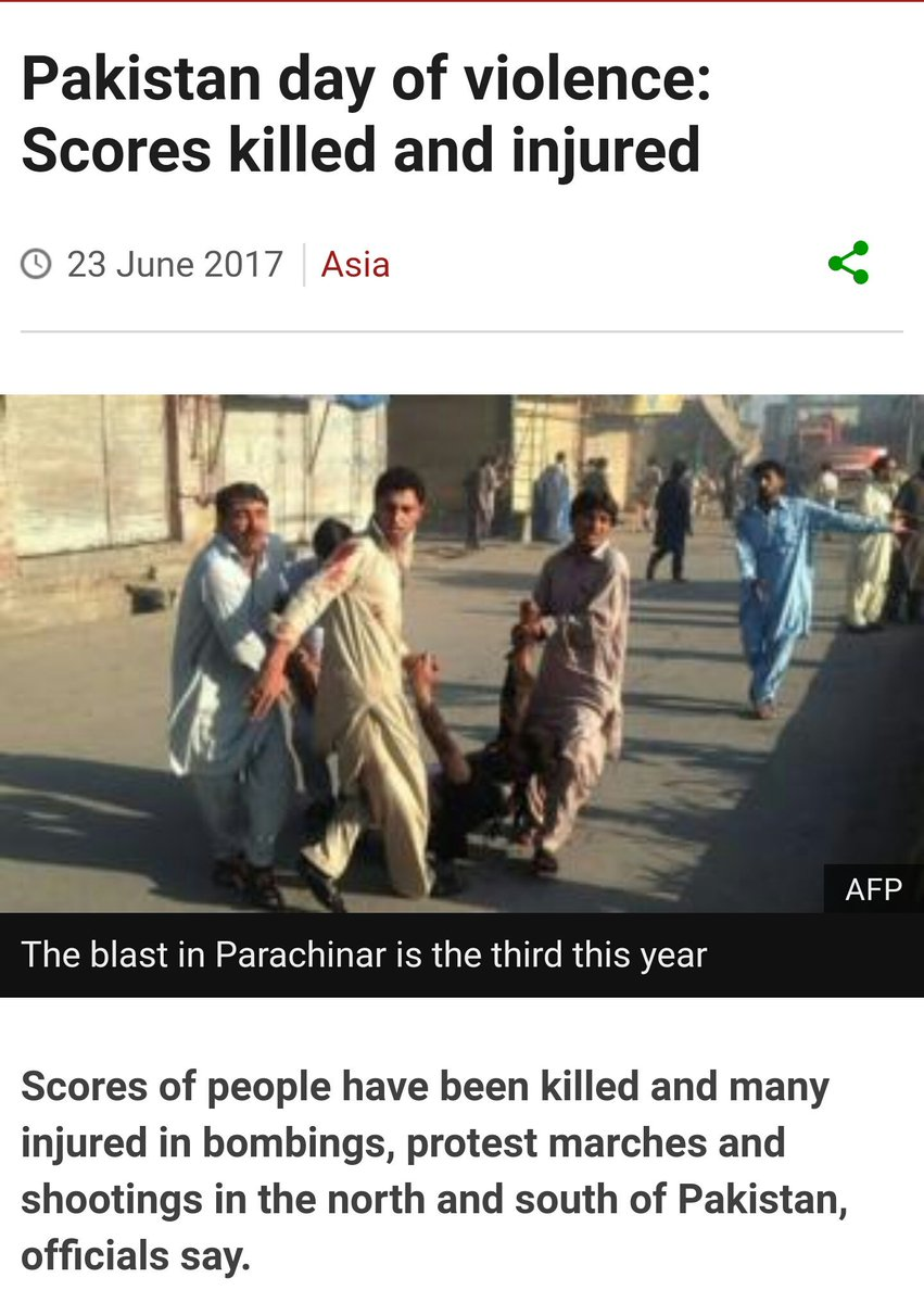 At Least 40 People Killed in 3 #ISIS Bomb Attacks in #Pakistan #BurnIsis  This falls directly in the hands of #US &amp; allies. #BanWahhabism<br>http://pic.twitter.com/tCnXFttc4x