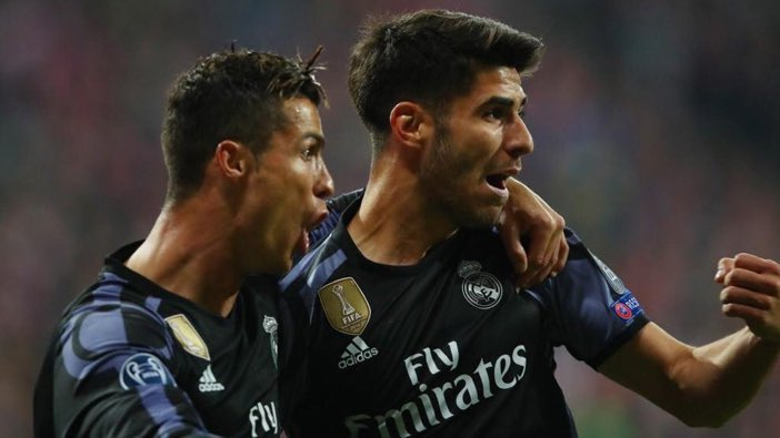 """Marco Asensio: """"I learned so many things from Cristiano. What I admire the most is his ambition after winning so many trophies."""" #HalaMadrid <br>http://pic.twitter.com/Z5kLTi6BAV"""