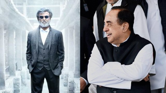 He is unfit for political work: Subramanian Swamy scoffs at idea of Rajinikanth joining politics  https://t.co/QpfkhZfQ4O
