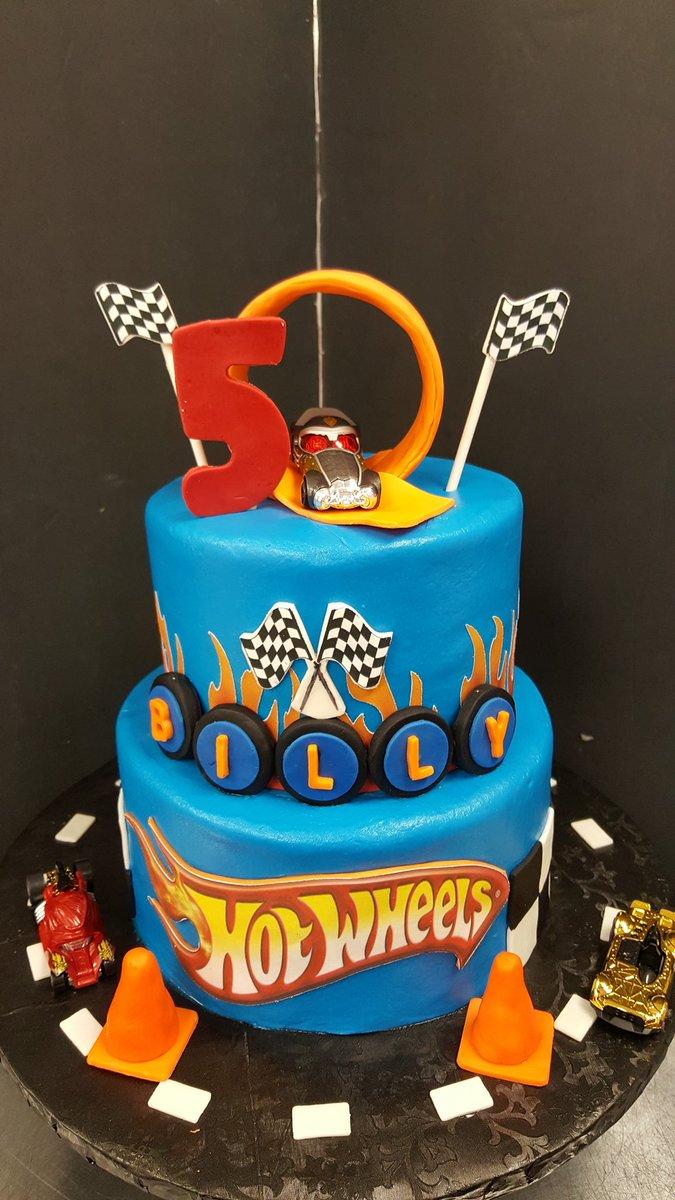 Ashlees Cakes On Twitter Hot Wheels Cake Ashleescakes