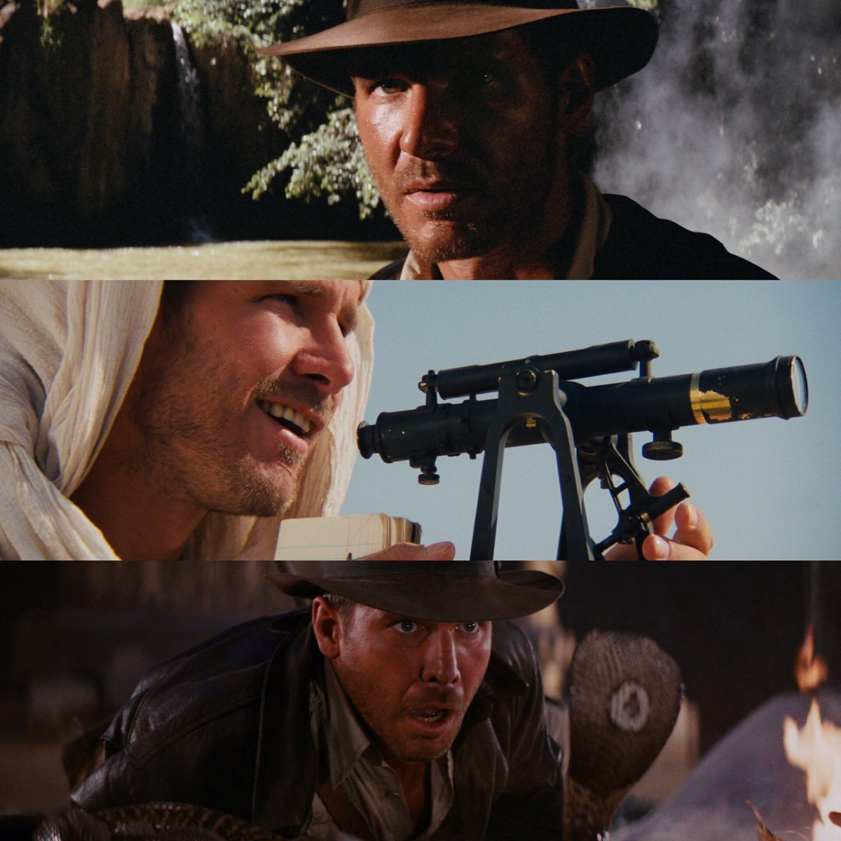 Douglas Slocombes Cinematography In SSpielbergs Raiders Of The Lost Arc Just 12 Perfect Shots From An Entirely Perfectly Shot Filmpictwitter