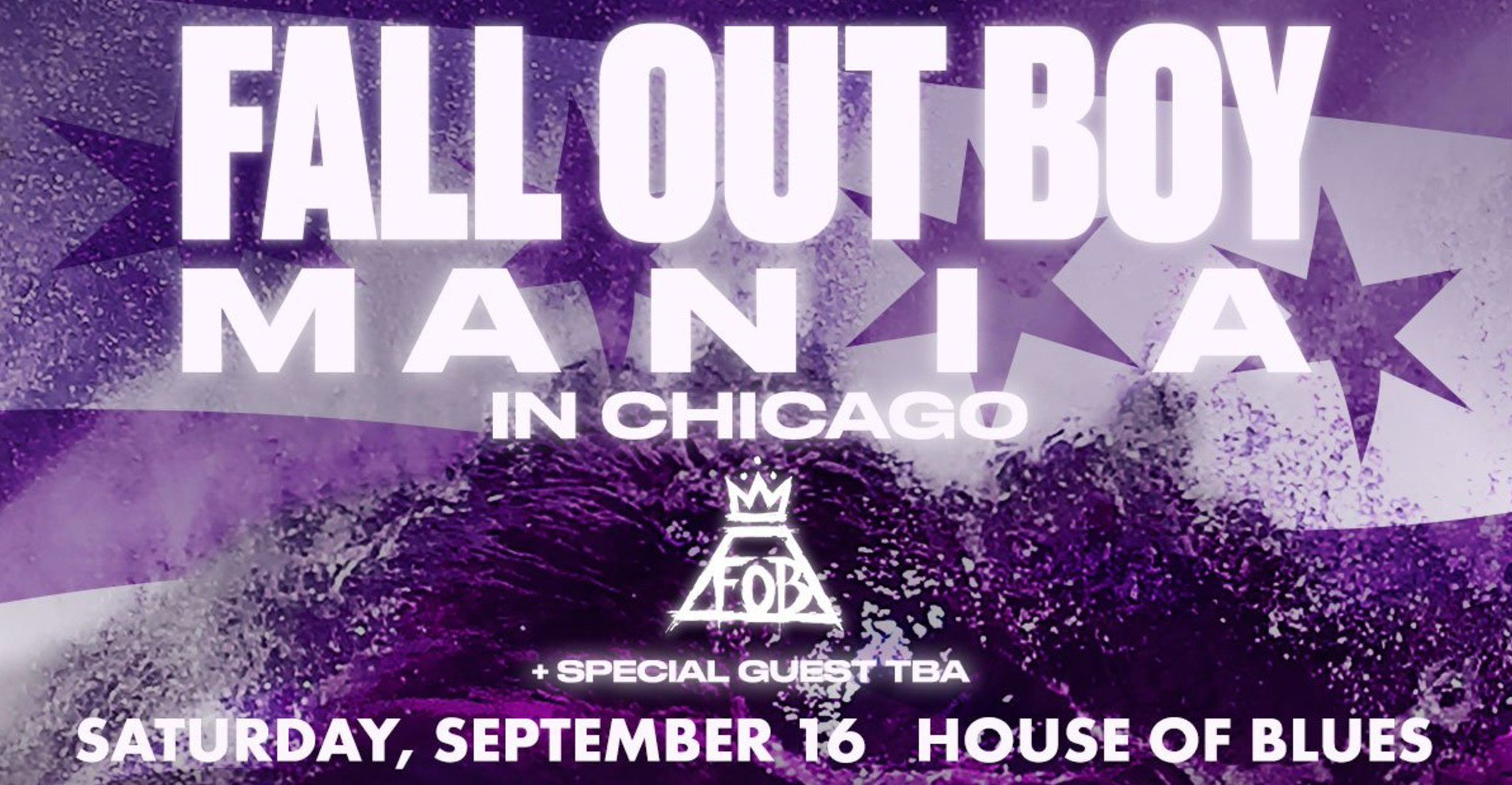 Fall Out Boy On Twitter Chicago Dont Forget To Register For A