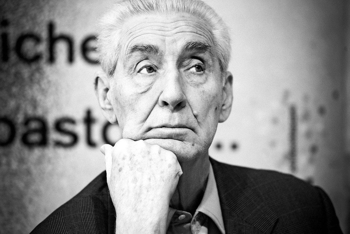 Addio #Rodotà, mite guerriero dei diritti. Il ricordo di Marco Damilano @TommasoCerno  https://t.co/P7S2JJGOpP