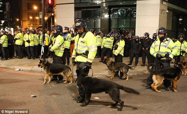 Police dogs are vital members of the team. #DontDitchTheDogs
