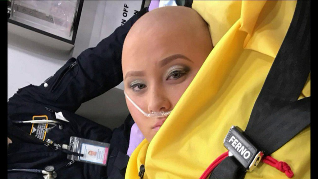 Teen cancer patient fighting for her life, is asking for help in meeting Justin Bieber https://t.co/ydPoLKbgof