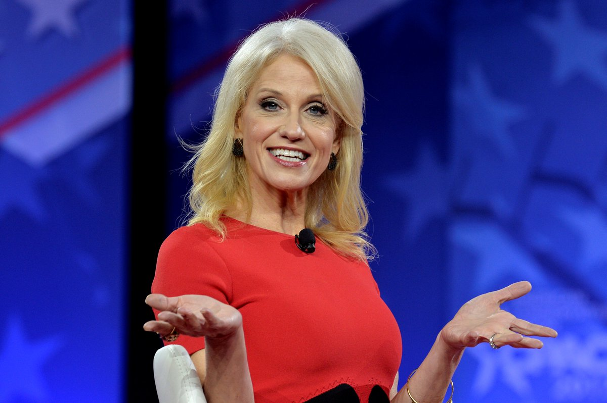 Kellyanne Conway says Democrats lost brain functioning because of 'Russian concussion' https://t.co/hir0Vz9MI1
