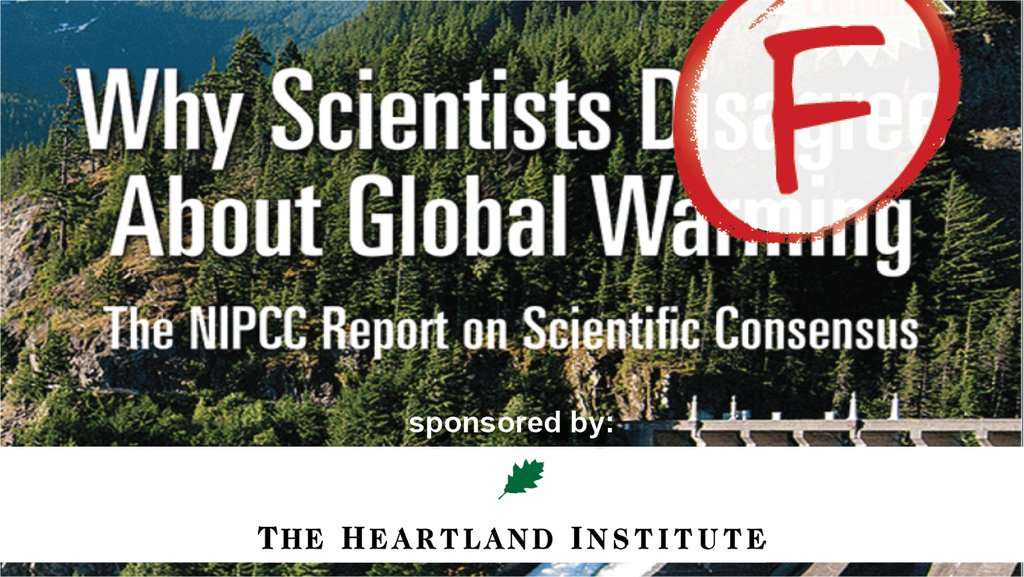 "Report Heartland Institute sent 2 influence U.S. teachers on #climate change earns ""F"" from scientists  http:// crwd.fr/2rIixUm  &nbsp;  <br>http://pic.twitter.com/ufgXj8psF4"