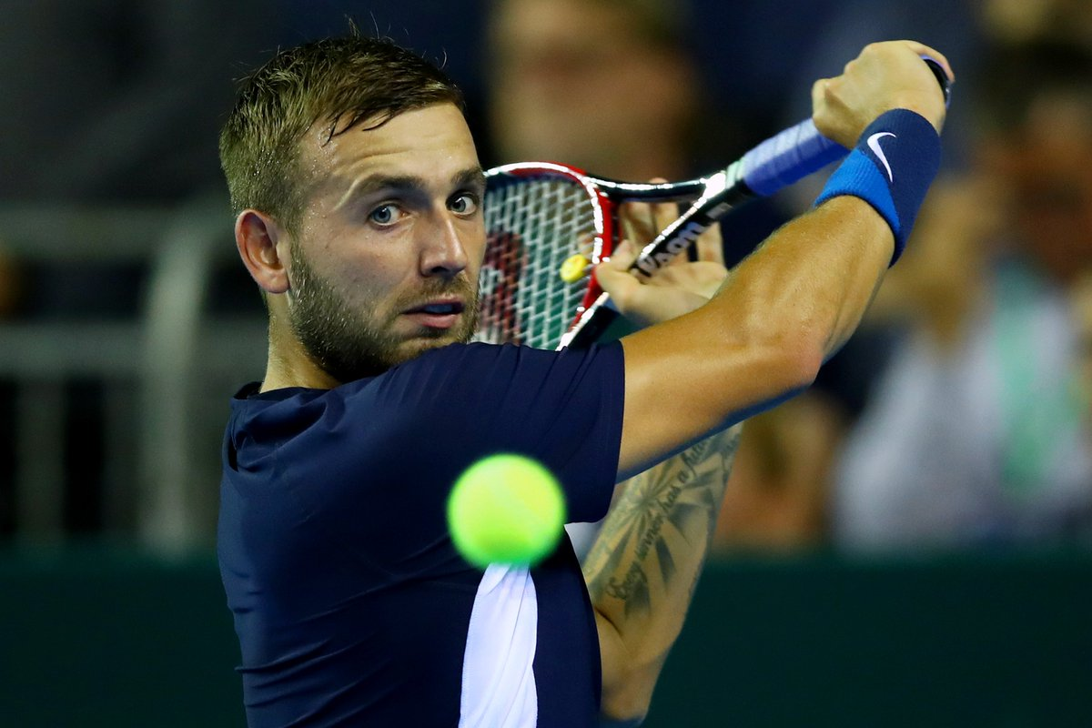 The news that Dan Evans has tested positive for cocaine is unsurprising https://t.co/KT0zMtGE3p