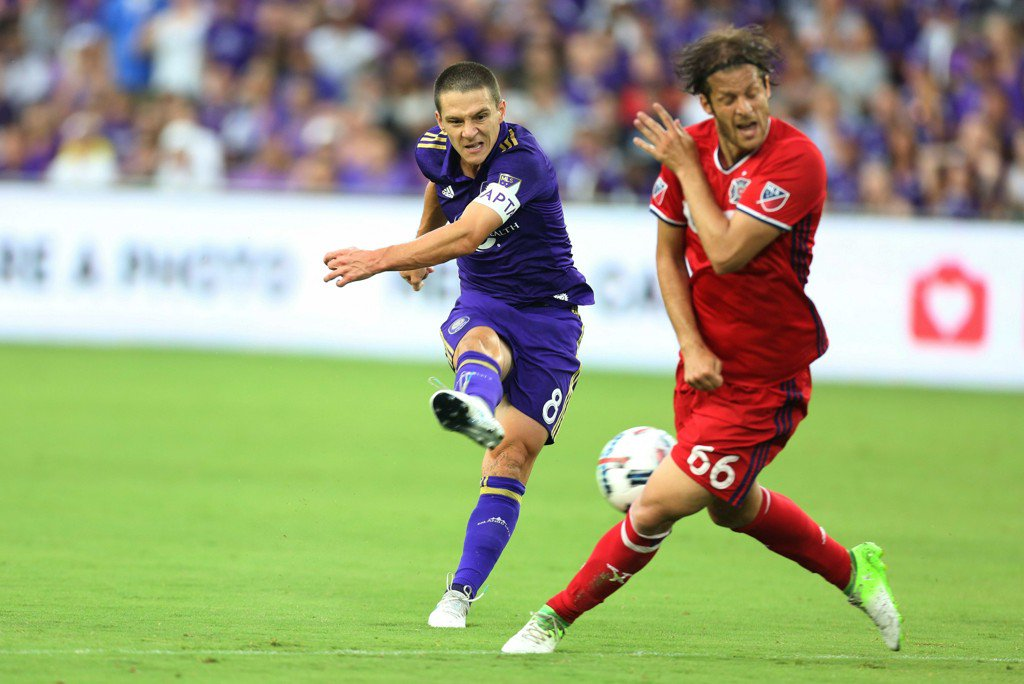 Orlando City hoping rematch with Chicago Fire yields better result https://t.co/HYABiPIs3c