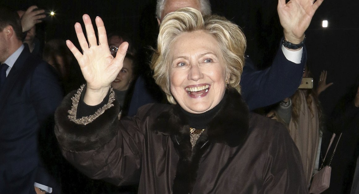 I will always cherish and love this great, inspiring, compassionate, and wicked lady, @HillaryClinton. #StillWithHer #Hillary2020<br>http://pic.twitter.com/uFnMgeSmsn