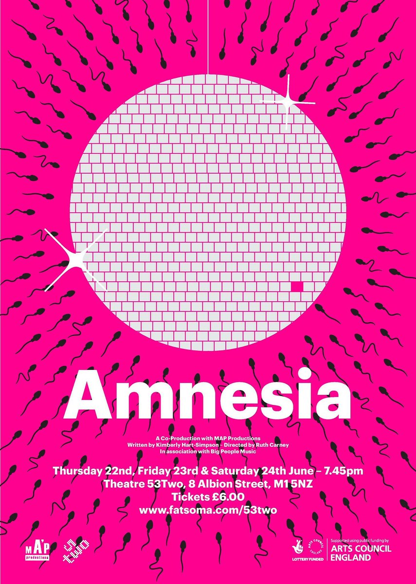Watched @Amnesia_mcr tonight. Incredibly proud of our arches &amp; over the moon for @kimberly_h_s @JonPaul_Bell &amp; @DirectorRuth #Incredible <br>http://pic.twitter.com/dzRVPtkciJ