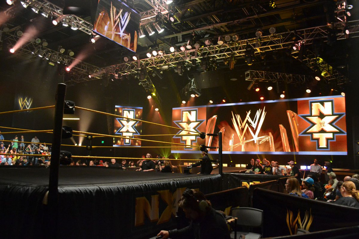 Former ROH & New Japan champion reportedly working NXT taping toni...