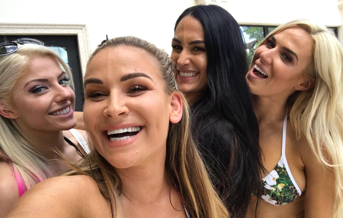 In the words of @LanceStorm... If we can be serious for a second.... #TotalDivas #ConqueringFears and other happenings <br>http://pic.twitter.com/rjl41i9Bwt