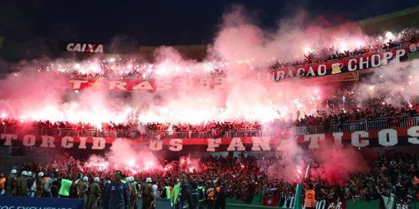 Em nota oficial, Atlético afirma ter contrato assinado com o Coritiba por cessão de estádios - https://t.co/TZr0l1Z1qU