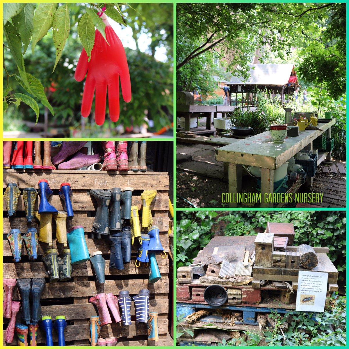 @OpenSquares 4th garden - Collingham Gardens Nursery #OGSW17  Wonderful outdoor play/learn #forestschools   @ForestSchools @ForestSchoolsUK<br>http://pic.twitter.com/oYLYHA8biO